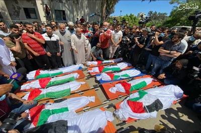 ثالث أيام العيد في غزة